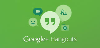 Hangout live : travail collaboratif à distance